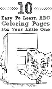 download coloring pages letter free printable alphabet for kids