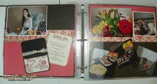 Project Life Wedding Album Project Life Life Wedding Album Update On Danelle U0027s Wedding