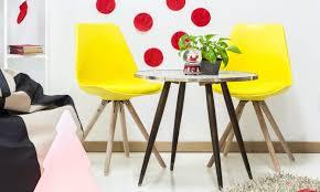 chaises priv es best chaise de cuisine jaune photos design trends 2017 shopmakers us