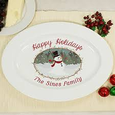 personalized barbecue platter personalized ceramic plates platters