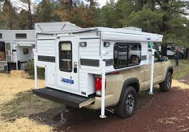2016 Toyota Tacoma Camper Rear The Fast Lane Truck