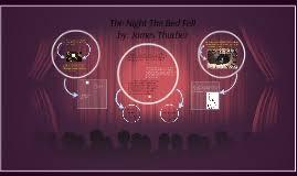 The Night The Bed Fell The Night The Bed Fell By Henok Lee On Prezi
