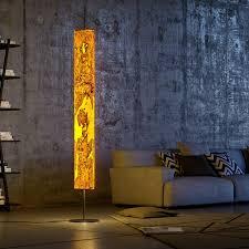 stehleuchte design leuchtnatur stehleuchte arbor echtholz olivesche maser