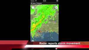 New Orleans Radar Map by Eweather Hd High Resolution Radar And Satellite Cloud Cover App