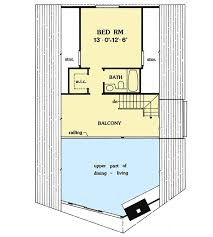 a frame house floor plans popular a frame house plan 0482p architectural designs house
