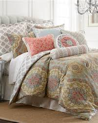 Tapestry Duvet Exclusively Ours Tapestry Light 5 Piece Comforter Set Bedding