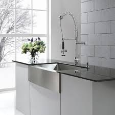 Country Kitchen Faucet Country Kitchen Sink Faucets Gallery And Stainless Steel