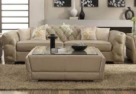 Light Brown Leather Couch Decorating Ideas Cream Leather Sofa Decorating Ideas Brokeasshome Com