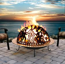 Cooking Fire Pit Designs - custom fire pit grates how bay window bench seat