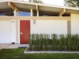 Modern House Colors Curb Appeal Tips For Midcentury Modern Homes Hgtv