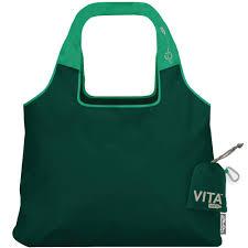 chicobag vita repete zen large capacity reusable shopping bag