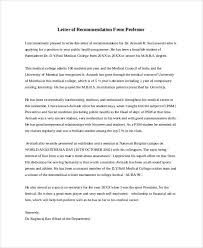 bunch ideas of letter of recommendation template for student doc
