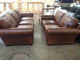 Lancaster Leather Sofa Cool Lancaster Leather Sofa 84 And 108 Langston Leather Sofas In