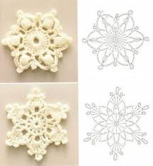 25 unique crochet snowflake pattern ideas on crochet