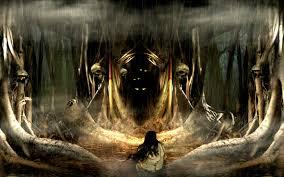 halloween background desktop scary dark scary backgrounds group 77
