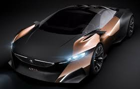 peugeot car one peugeot onyx concept car youtube