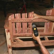 How To Build A Garden Bench Diy Garden Benches Extreme How To