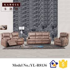 Leather Sofa Italian Modern Electric Recliner Sofa Italian Leather Sofa Set 3 2 1 Seat