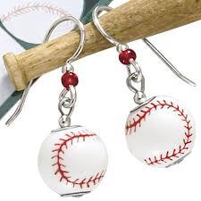 baseball jewelry 30 best baseball jewelry images on baseball stuff
