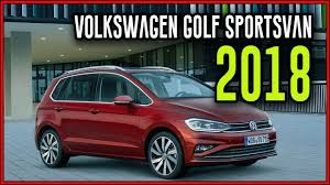 volkswagen van 2018 2018 volkswagen golf sportsvan exterior interior review youtube