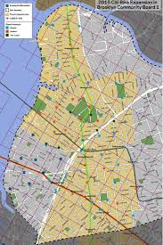 williamsburg map citi bike releases map of williamsburg and greenpoint expansion