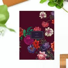 wedding invitations burgundy marsala floral burgundy wedding invitations