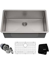 single bowl kitchen sink kitchen sink single bowl amazon com