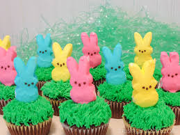 Easter Cupcake Decorating With Peeps by 12 Easy Easter Cupcakes You Have To Try Mom Vs The Boys
