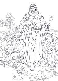 german shepherd coloring pages free jesus is the good shepherd coloring page free printable coloring