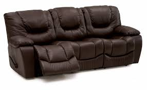 Leather Sofa With Recliner Leather Sofa With Recliner And Above Is Santino Leather Reclining