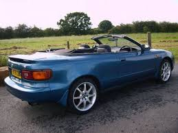toyota celica convertible 2 0 auto sold 1993 on car and