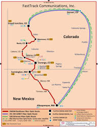 Albuquerque New Mexico Map by Colorado And New Mexico Telecom Solutions Fasttrack Communications