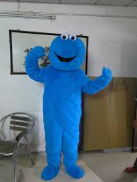 Cookie Monster Halloween Costume Adults Buy Wholesale Cookie Monster Mascot Costume China