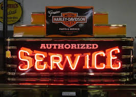 harley davidson lighted signs 18 likes 2 comments fosters auction house fostersauctionhouse