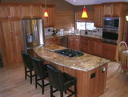 Kitchen Island Granite Countertop Granite Countertop Overhang Support Determining The Countertop