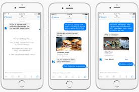 facebook launches m a virtual assistant with a human element