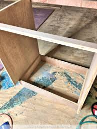 how to build base cabinets out of plywood how i built my lower base cabinets and drawers in the pantry