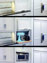 above kitchen cabinet storage ideas appliance storage cabinet variety of appliances storage ideas for
