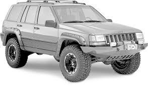 1993 1998 Jeep Grand Cherokee Zj Replacement Parts Quadratec