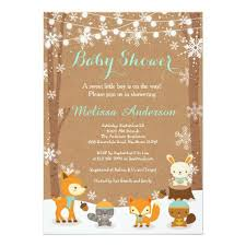 woodland baby shower invitations woodland baby shower invitations babyshowerinvitations4u