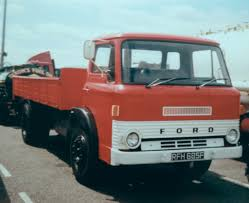 Old Ford Truck Van - ford d series dropside lorry rfh685f seen at rugby truck u2026 flickr