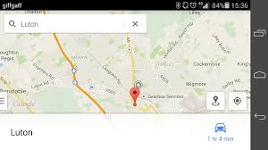 How To Use A Map How To Use Google Navigation As A Free Sat Nav App Tech Advisor