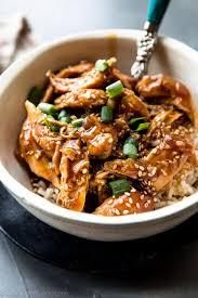 slow cooker honey teriyaki chicken honey teriyaki chicken