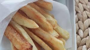 jeux de cuisine frite frites belges qui croustillent recette par cuisine culinaire