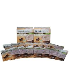 how a woman can lose weight home shopping nutrisystem