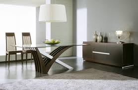 Unique Dining Room Furniture Unique Round Dining Room Tables Four Pieces Covered Leather Dining