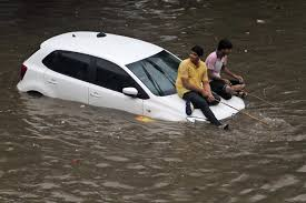 mumbai rains what to do if your car is submerged in flood water