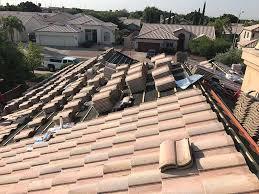 Tile Roof Repair Tile Roof Repair In Mesa Az Craven Construction