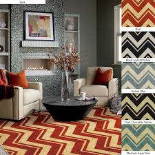 classic chevron area rug 8 u0027 x 10 u0027 overstock com shopping the