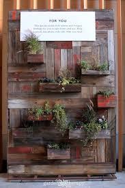 Urban Wall Garden - better homes u0026 gardens u0027 stylemaker 2017 event garden therapy